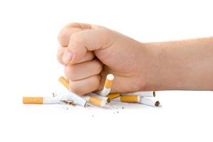 Neues Jahr Rauchen aufhören Nürnberg